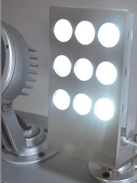 Прожектор светодиодный прямоугольный 12Вт