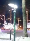 фонарь со светодиодным источником света