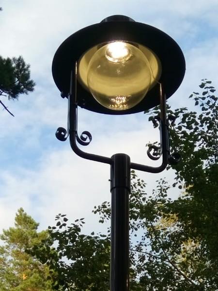 ALS Алиса фонарь h=4м