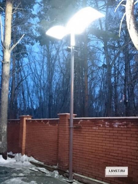 Парковый фонарь LS Стрит-50 , h=5м. Полный комплект.