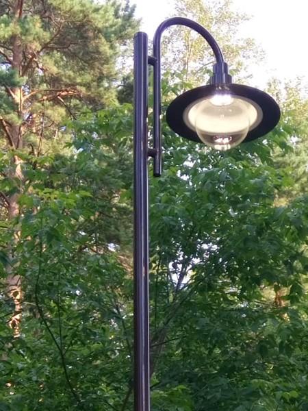 ALS Стрит-38 фонарь h=4м