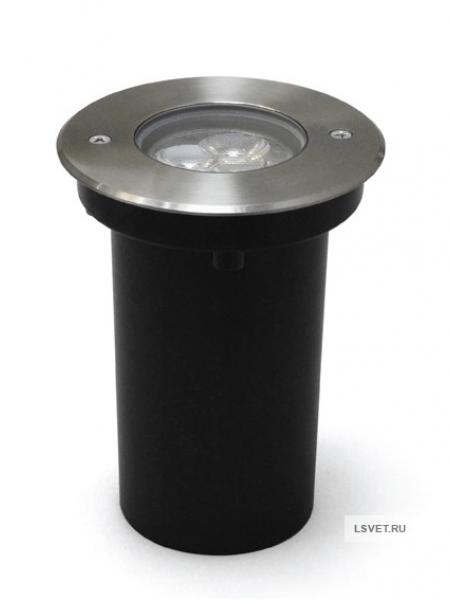 Светильник светодиодный грунтовый 6 Вт