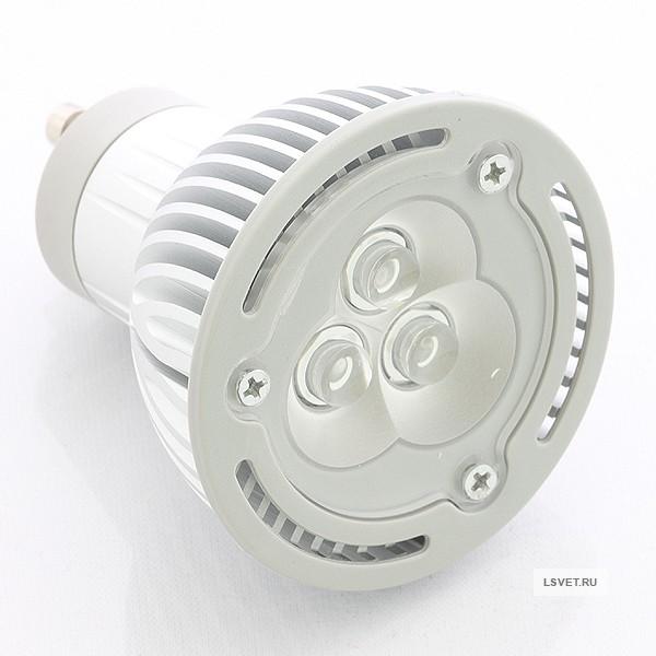 Светодиодная лампа MR-16 170/180Lm 4.2 Вт