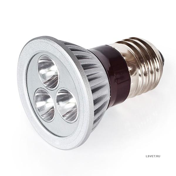 Светодиодная лампа E27 140/160Lm 4.2 Вт