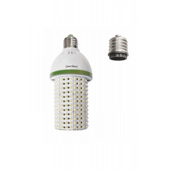Светодиодная лампа 20Вт; 40Вт с переходником на Е40 4700К
