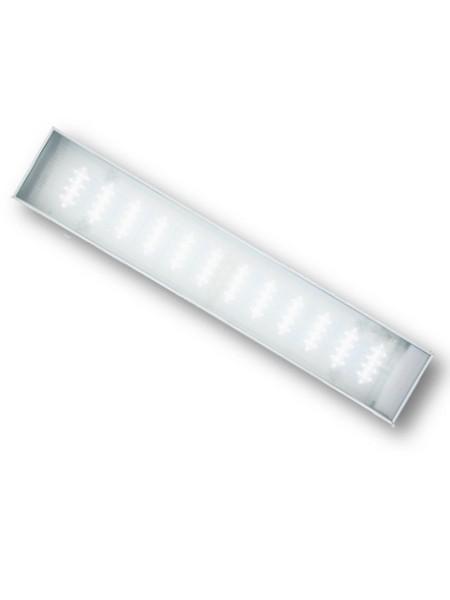 Светодиодный светильник ССВ-37-3900 1200х210х40мм 3956Lm 37Вт