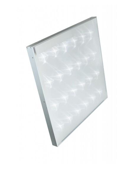 Светодиодный светильник ССВ 23-2400 - 595х595х50мм 2416Lm 23Вт