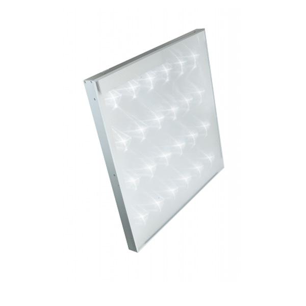 Светодиодный светильник ССВ 28-3100 - 595х595х50мм 3097Lm 28Вт