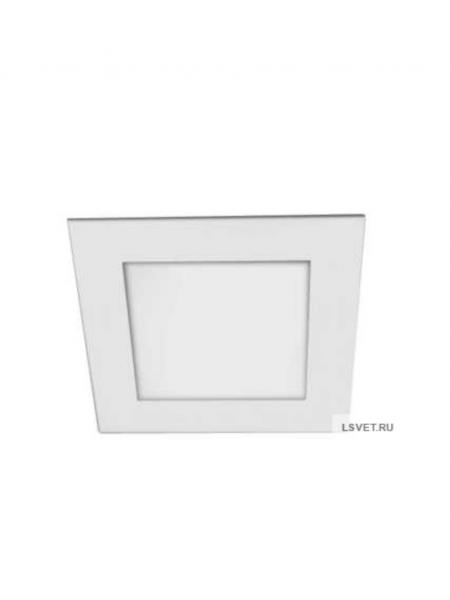 Cветодиодная панель встраиваемая квадратная AS 980Lm 14Вт