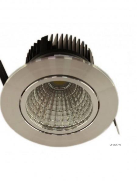 Встраиваемый круглый светильник DL 305 250-300Lm 5Вт