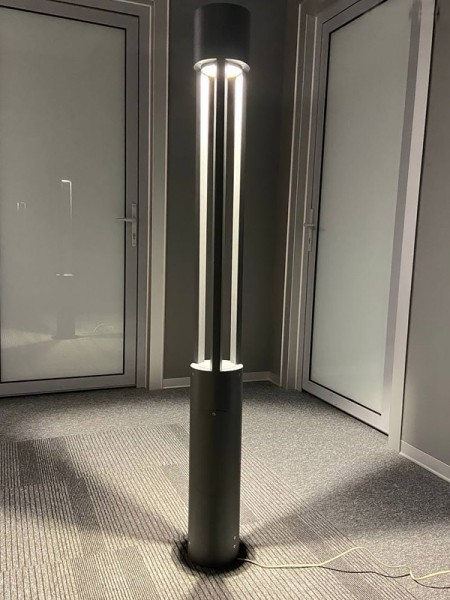 Садово-парковый светильник MODERN, 150см