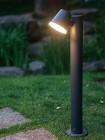 Парковый светодиодный столбик Пиксель, 80см