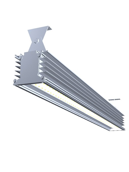 Промышленный светодиодный светильник -  П100У - 12452Lm 87,8Вт