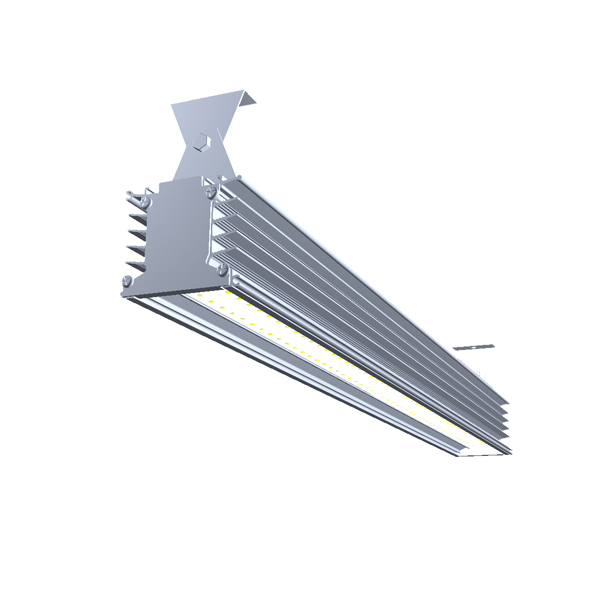 Промышленный светодиодный светильник -  П60У - 7500Lm 50Вт