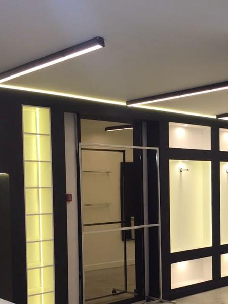 Светодиодный  светильник СПТ 24 COLOR  3640 Lm 24Вт