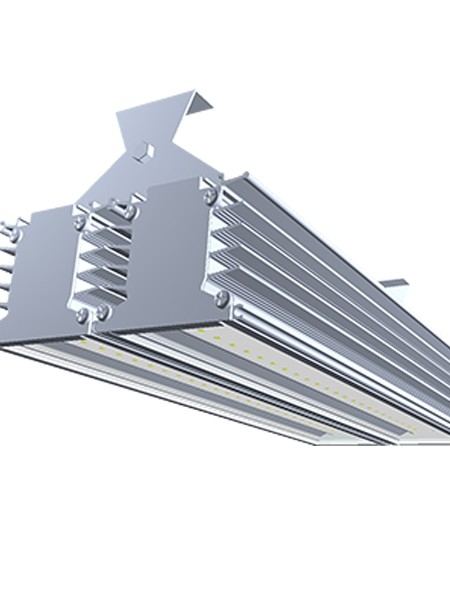 Промышленный светодиодный светильник -  П100 - 12452Lm 87,8Вт