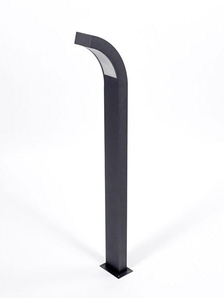 Садово-парковый современный светильник 100см