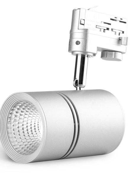 Cветильник трековый ЭН-TS30, белый корпус 2700Lm 30 Вт