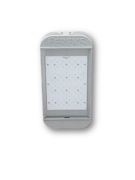 Уличный светодиодный светильник  ДКУ 01-104-50-Д120 12524Lm 104Вт